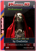Windows 10 Pro 2004 by OneSmiLe [19041.330] (x64) (2020) {Rus}