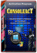 ConsoleAct 2.9 Portable by Ratiborus (x86-x64) (2020) {Rus/Eng}
