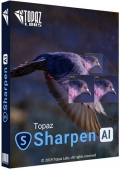 Topaz Sharpen AI 2.1.5 RePack (& Portable) by TryRooM (x64) (2020) {Eng}