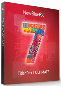 NewBlueFX TotalFX7 7.3. build 200903 (x64) (2020) (Eng)