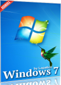 Windows 7 Enterprise SP1 7601.24563 COLIBRY21 by Lopatkin (x86-x64) (2021) (Rus)