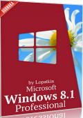 Windows Embedded 8.1.19893 Industry Pro DREY by Lopatkin (x86-x64) (2021) (Rus)