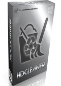 HDCleaner 1.323 + Portable (x86-x64) (2021) (Multi/Rus)