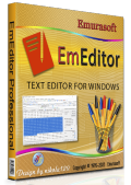Emurasoft EmEditor Professional 20.5.5 RePack (& Portable) by KpoJIuK (x86-x64) (2021) {Multi/Rus}