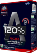 Alcohol 120% 2.0.3 Build 11012 RePack by KpoJIuK (x86-x64) (2018) {Multi/Rus}