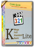 K-Lite Codec Pack 14.6.0 Mega/Full/Standard/Basic + Update (x86-x64) (2018) {Eng}