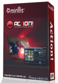 Mirillis Action! 3.9.4 RePack (& Portable) by KpoJIuK (x86-x64) (2019) {Multi/Rus}