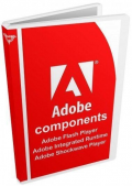 Adobe components: Flash Player 32.0.0.223 + AIR 32.0.0.125 + Shockwave Player 12.3.5.205 RePack by D!akov (x86-x64) (2019) {Multi/Rus}
