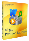 Magic Partition Recovery 2.8 Commercial Edition Portable by TryRooM (x86-x64) (2019) {Multi/Rus}