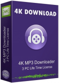 4K YouTube to MP3 3.8.2.3082 RePack (& Portable) by TryRooM (x86-x64) (2019) {Multi/Rus}